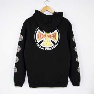 Independent - Suds Pullover Hooded Sweatshirt - Black