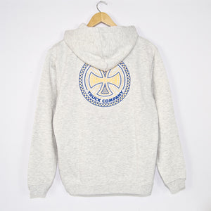 Independent - Tiled Pullover Hooded Sweatshirt - Athletic Heather