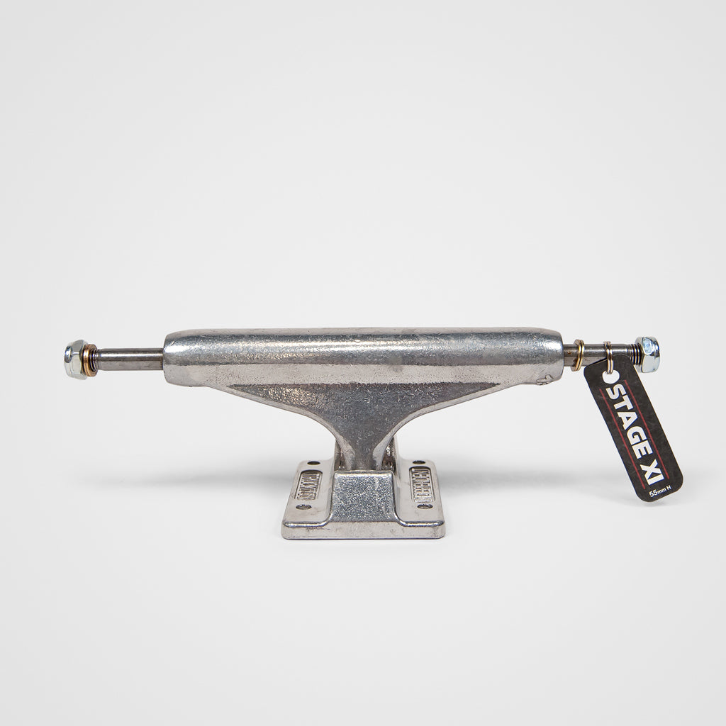 Independent Trucks - (Single) Indy 169 Stage 11 Standard Skateboard Truck - Raw