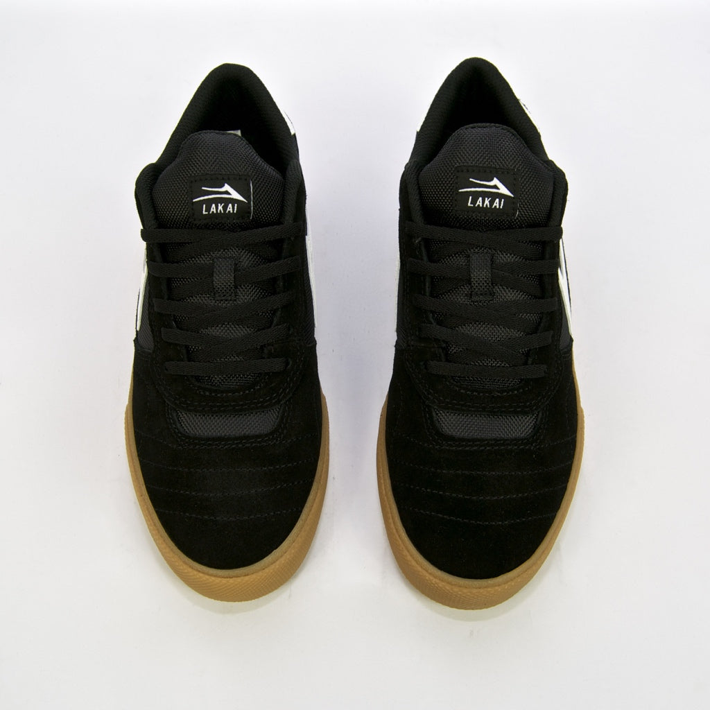 Lakai - Cambridge Shoes - Black / Gum
