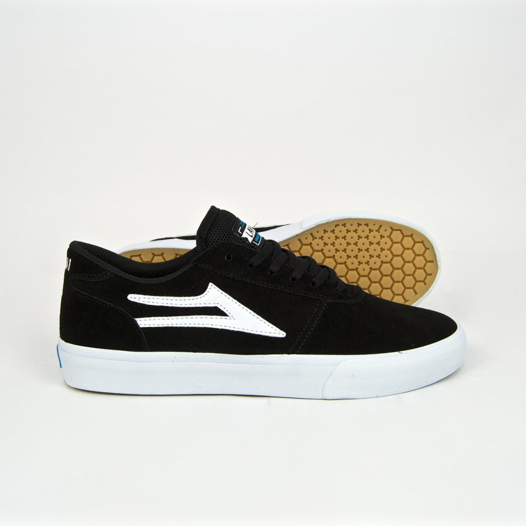 Lakai - Manchester Shoes - Black / White