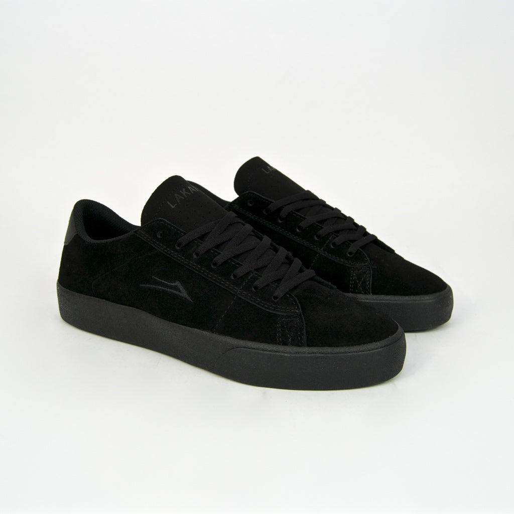Lakai - Newport Shoes - Black / Black