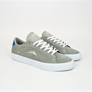 Lakai - Newport Shoes - Light Grey