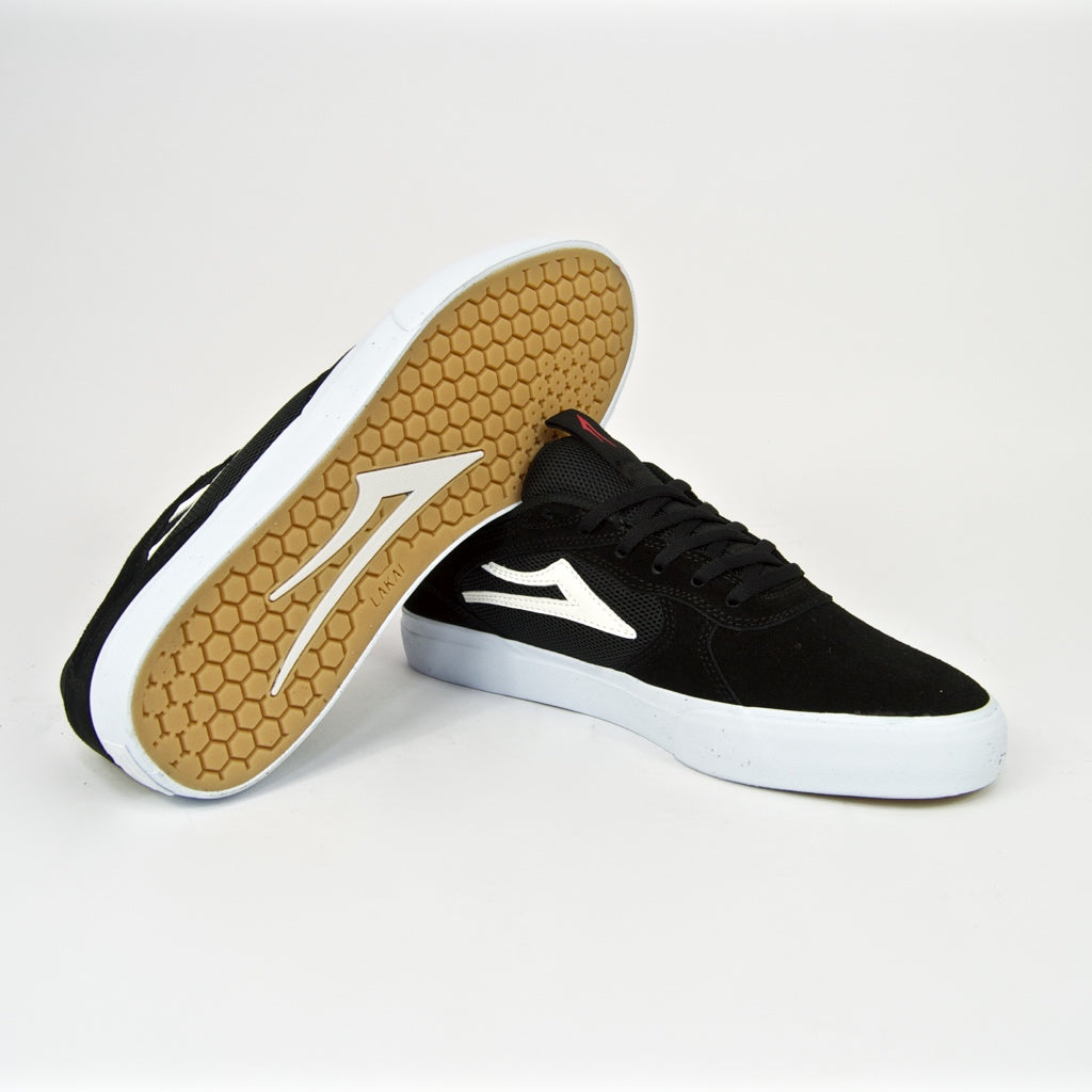 Lakai - Proto Vulc Shoes - Black / White