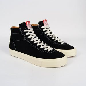 Last Resort AB - VM001 Hi Shoes - Black / White