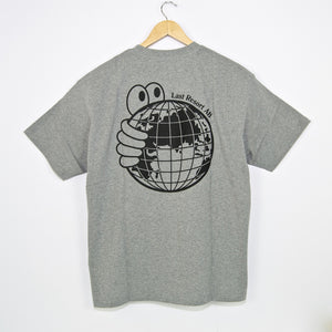 Last Resort AB - World T-Shirt - Heather Grey