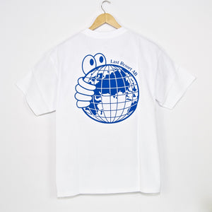 Last Resort AB - World T-Shirt - White