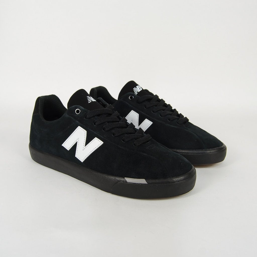 New Balance Numeric - 22 Shoes - Black / Black / White   Welcome ...