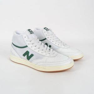 New Balance Numeric - 440 Hi Shoes - White / Green