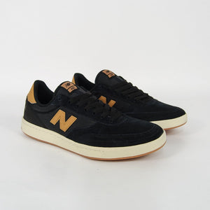 New Balance Numeric - 440 Shoes - Black / Tan