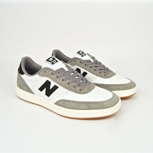 New Balance Numeric - 440 Shoes - Munsell White / Grey