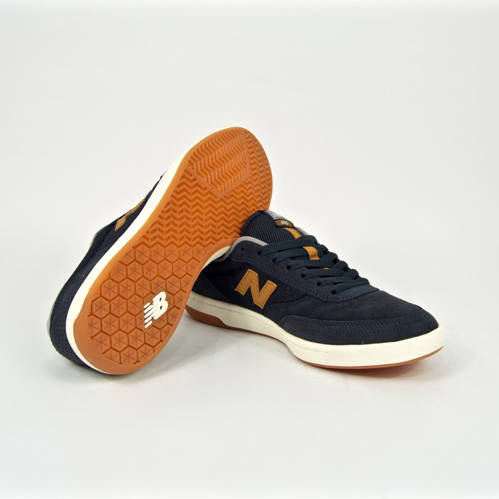 New Balance Numeric - 440 Shoes - Navy / Brown