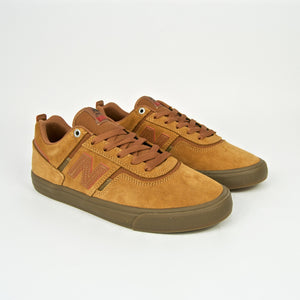 New Balance Numeric - Jamie Foy Deathwish 306 Shoes - Cinnamon / Brown