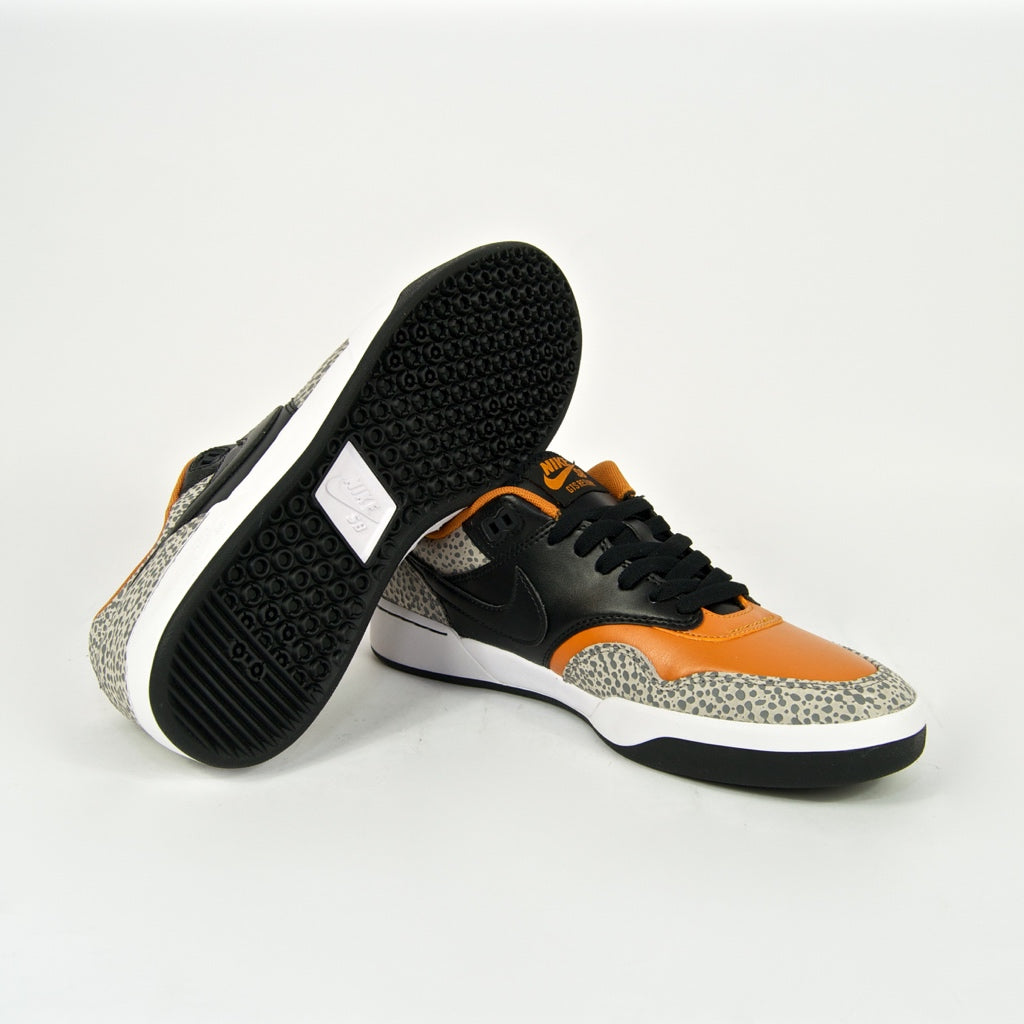 Nike SB - GTS Return Premium L Shoes - Cobblestone / Black Monarch / Black