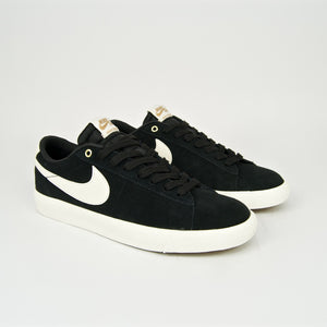 Nike SB - Grant Taylor GT Blazer Low Shoes - Black / Sail