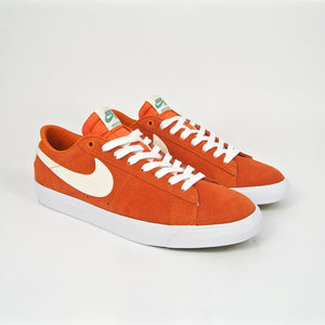Nike SB - Grant Taylor GT Blazer Low Shoes - Starfish / Sail / Summit White
