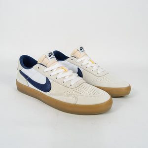 Nike SB - Heritage Vulc Shoes - Summit White / Navy / White