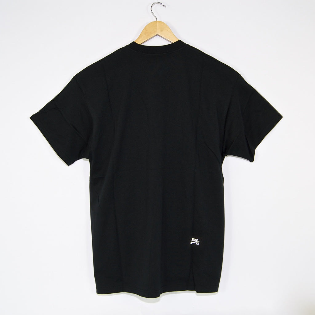 Nike SB - Kevin Bradley Orange Label T-Shirt - Black / White