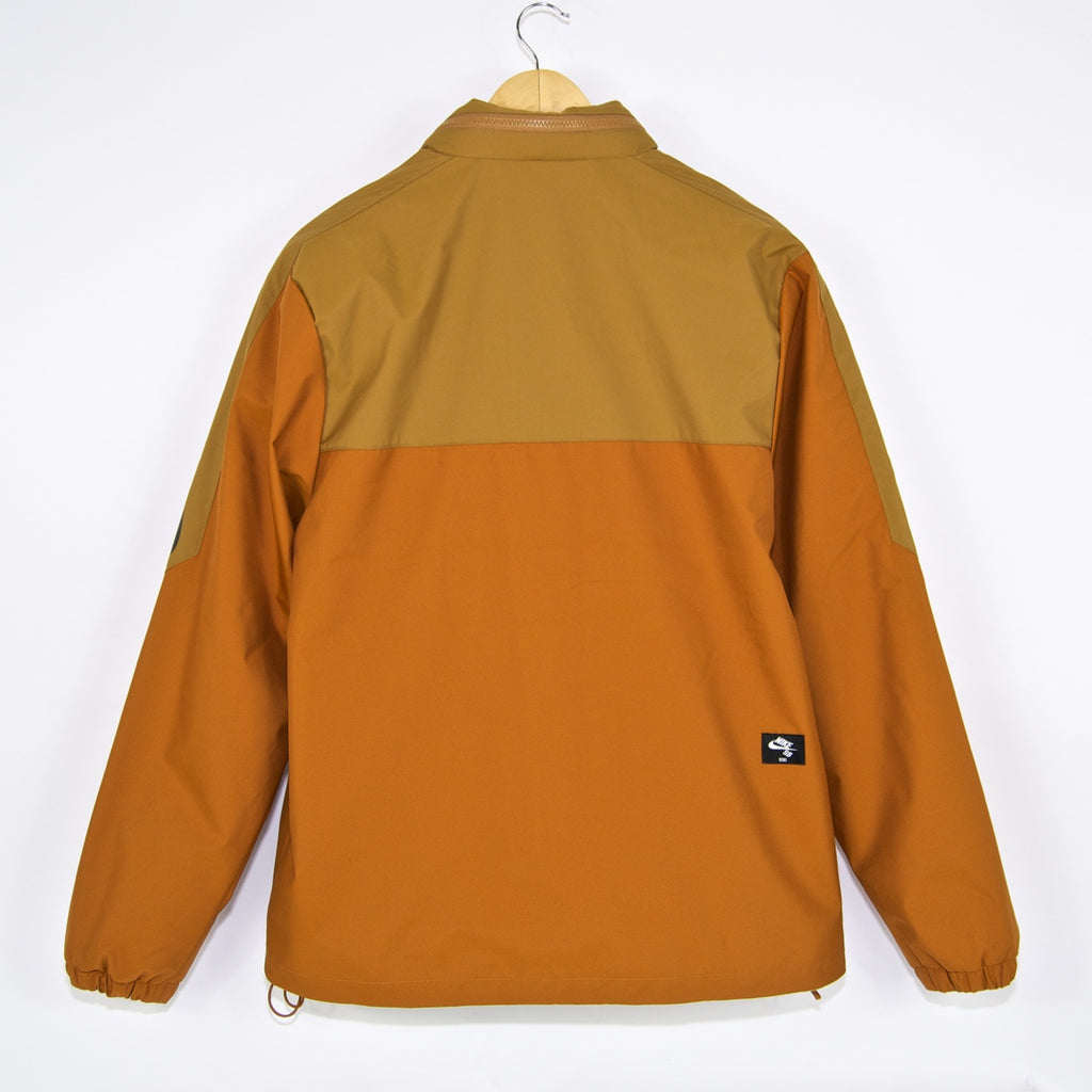 Nike SB - Oski Reversible Jacket ISO - Muted Bronze / Burnt Sienna / Black