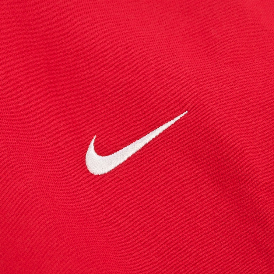 Nike SB - Oski Zip-Up Hooded Sweatshirt ISO - University Red / Sail
