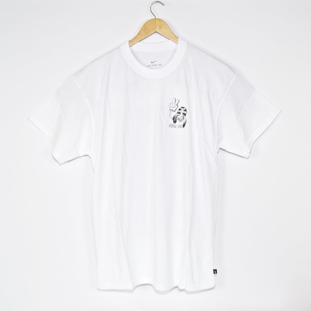 Nike SB - Relax And Ride T-Shirt - White