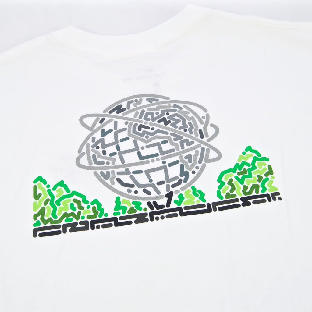 Nike SB - 'Flushing Meadows' Skate T-Shirt - White