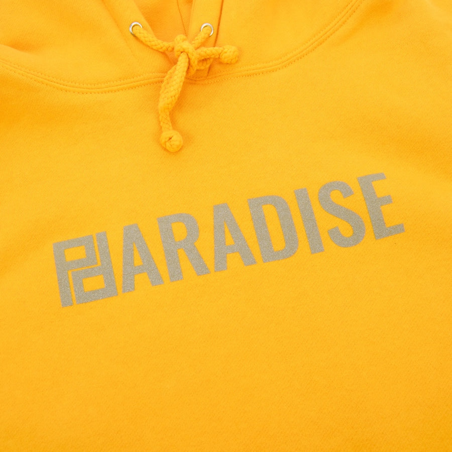 Paradise NYC - Fashion Logo Pullover Hooded Sweatshirt - Gold (3M)