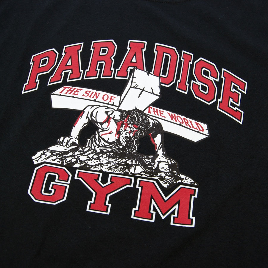 Paradise NYC - Gym T-Shirt - Black