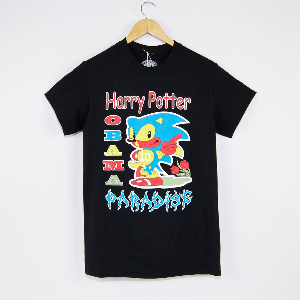 Paradise NYC - Harry Potter Obama Paradise T-Shirt - Black