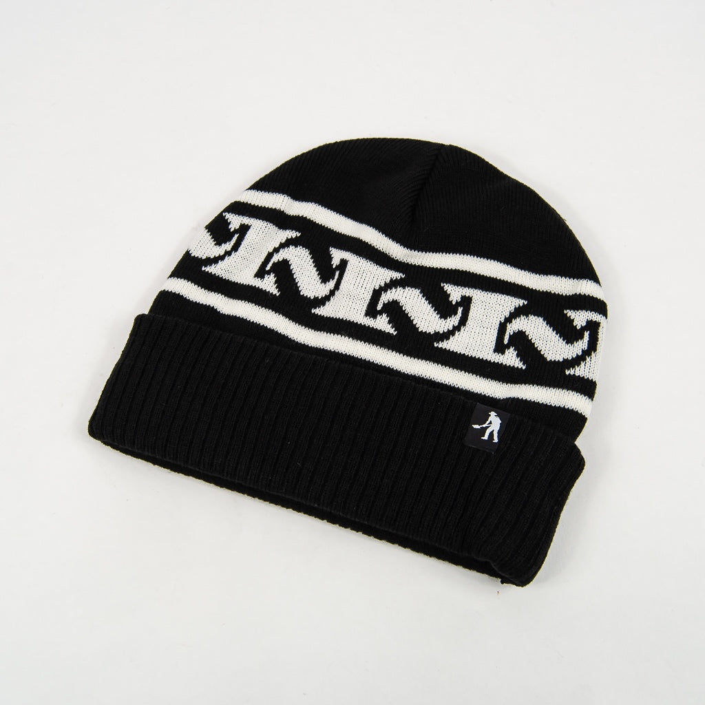 Pass Port Skateboards - Tilde Band Beanie - Black