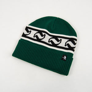 Pass Port Skateboards - Tilde Band Beanie - Green