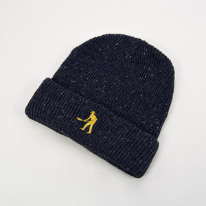Pass Port Skateboards - Workers Beanie - Midnight