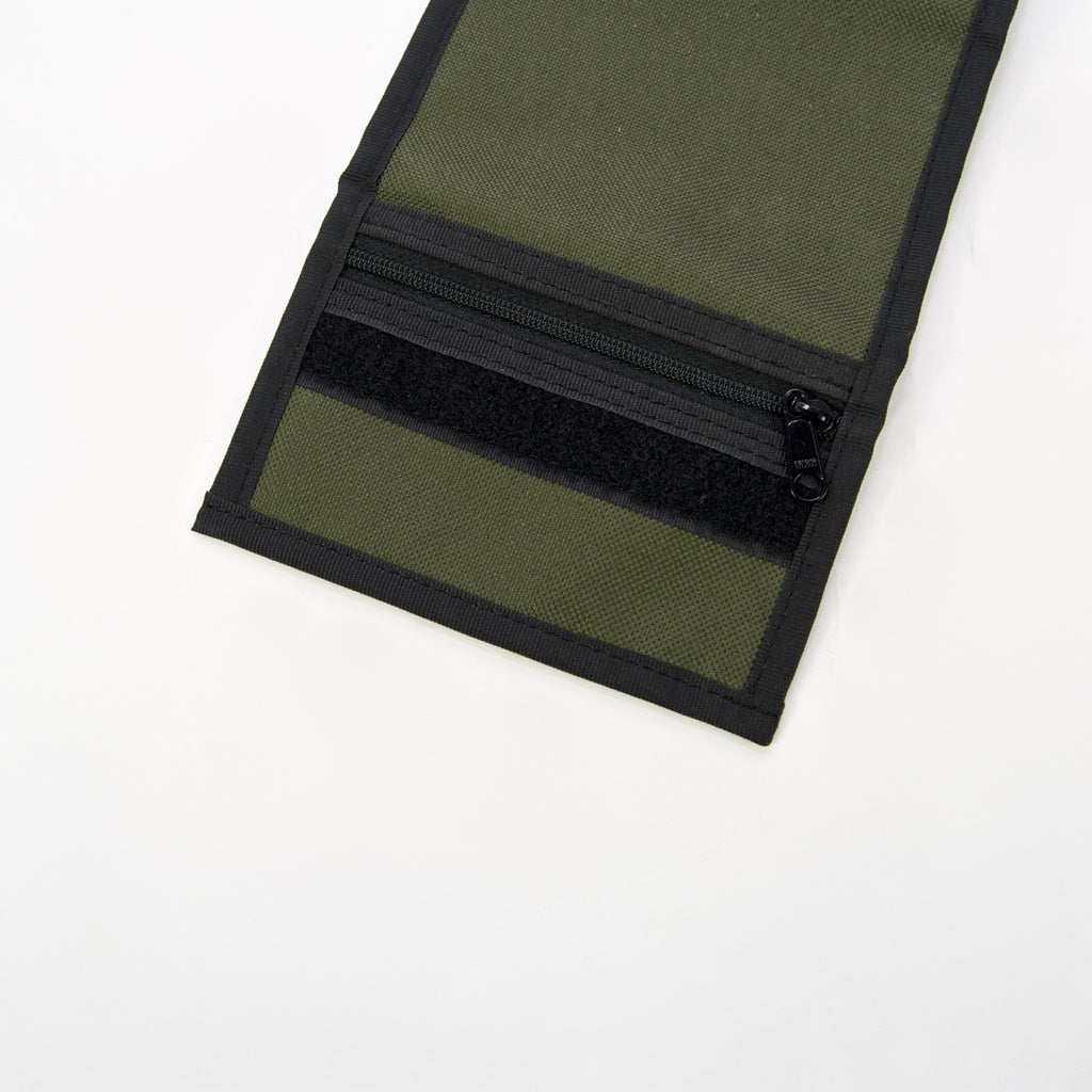 Polar Skate Co. - Star Key Wallet - Olive