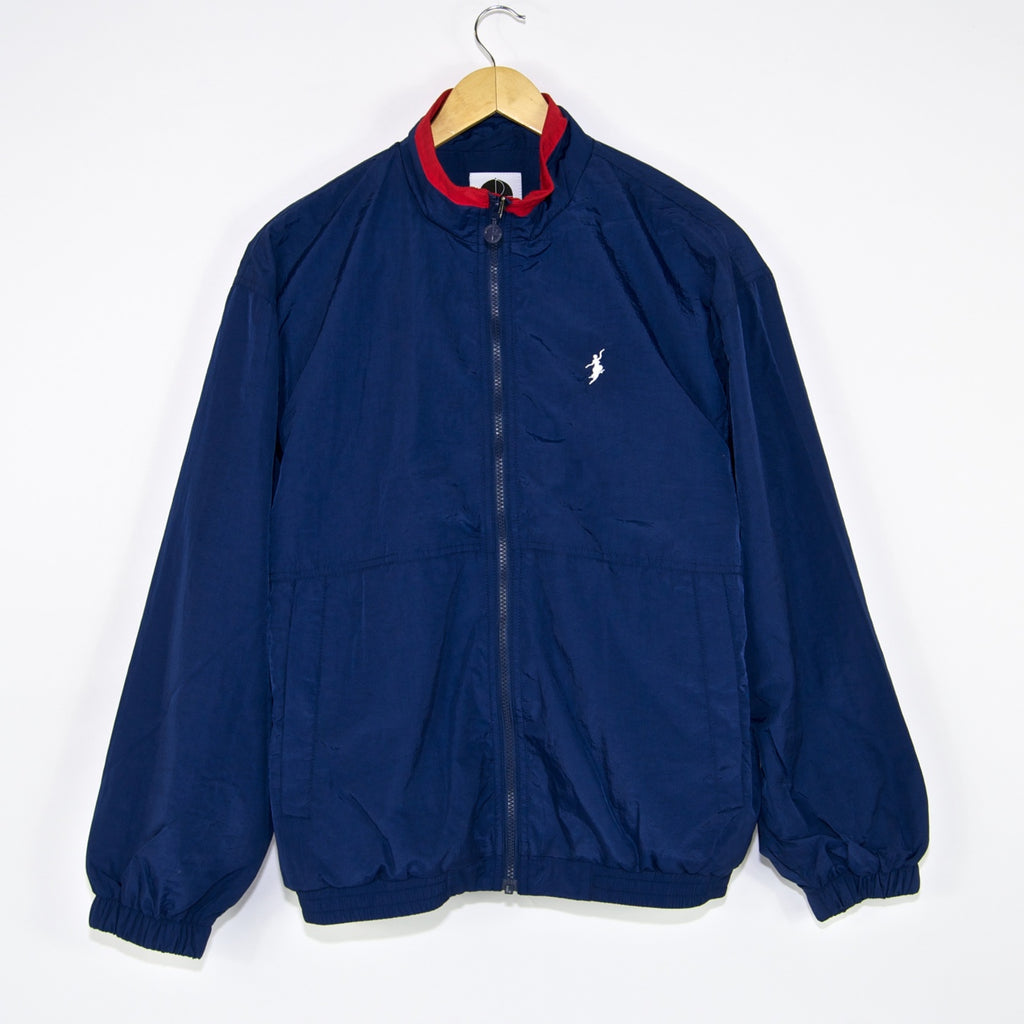 Polar Skate Co. - Track Jacket - Blue