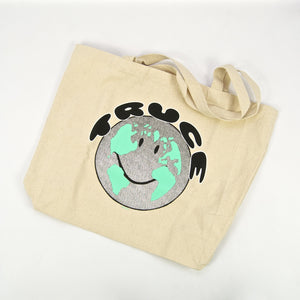 Quasi Skateboards - Truce Tote Bag - White