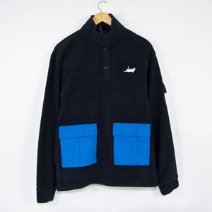 Rip N Dip - Castanza Brushed Fleece - Navy