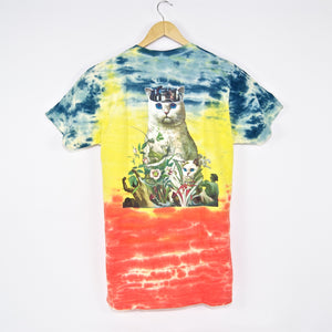 Rip N Dip - Masterpiece T-Shirt - Orange / Blue / Tie Dye