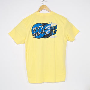 Santa Cruz - Dot Group T-Shirt - Banana