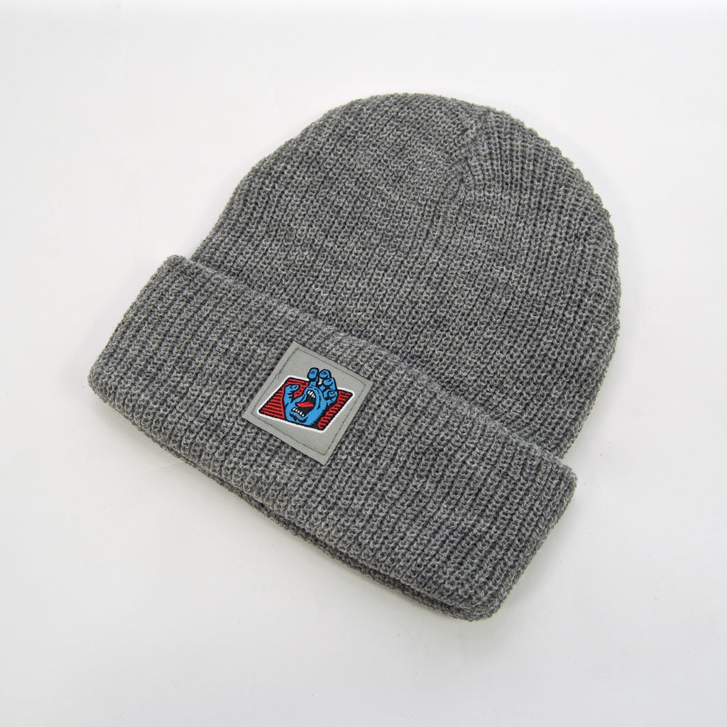 Santa Cruz - Work Hand Beanie - Athletic Heather