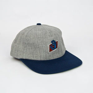 Santa Cruz - Work Hand Cap - Grey / Navy