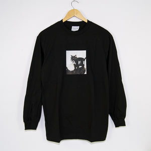 Skateboard Cafe - Rammi Polaroid Longsleeve T-Shirt - Black