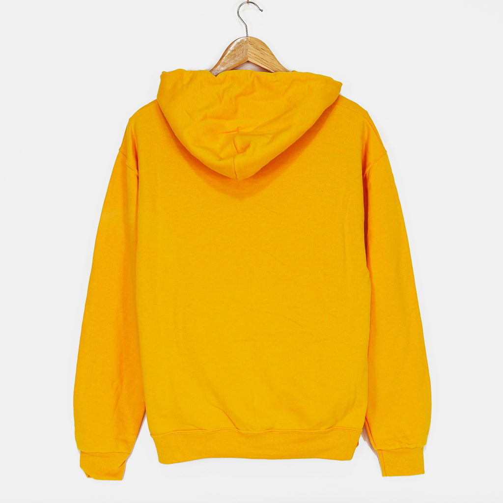 Thrasher Magazine - Diamond Logo Pullover Hooded Sweatshirt - Gold