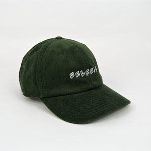 Welcome Skate Store - Twist Cord Cap - Olive