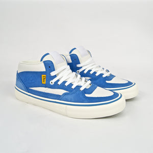 Vans - Dime MTL Half Cab Pro Shoes - Blue / Marshmallow