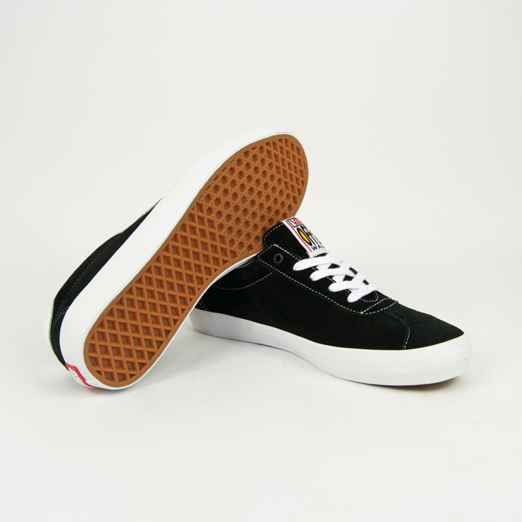 Vans - Epoch Sport Pro Shoes - Black / White