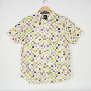 Vans - Frog Short Sleeve Shirt - White