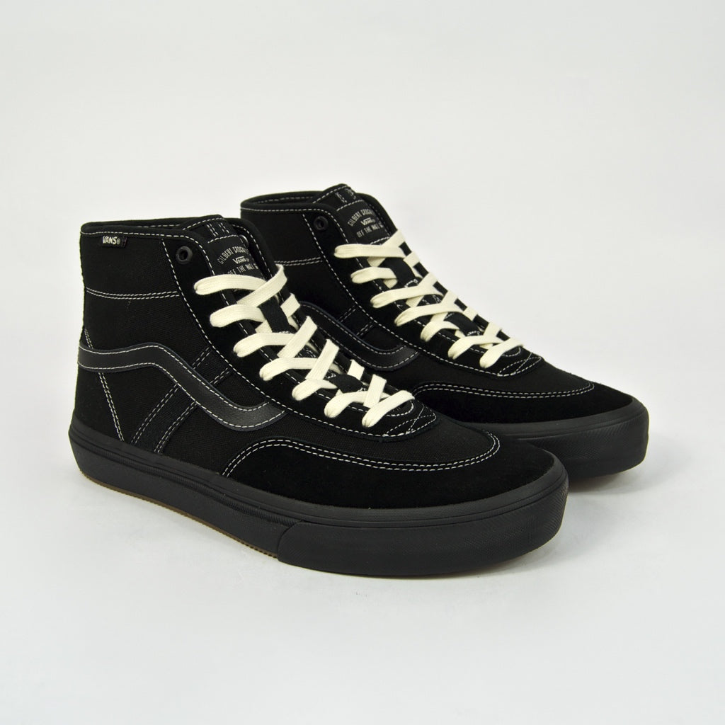 Vans - Gilbert Crockett High Pro Shoes - Black / Black