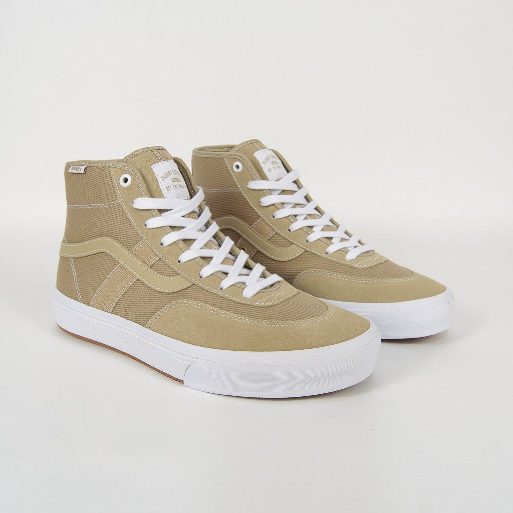 Vans - Gilbert Crockett High Pro Shoes - Incense / White