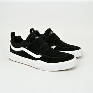 Vans - Kyle Walker Pro 2 Slip On Shoes - Black / White