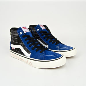 Vans - Lotties Sk8-Hi Pro LTD Shoes - Blue / Black